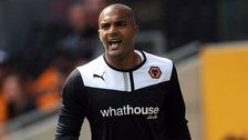 Wolves goalkeeper Carl Ikeme