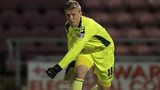 Carlisle United goalkeeper Jordan Pickford