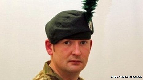 Soldier charged over barracks murder...