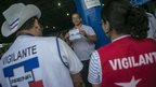 Votes being counted in El Salvador's election
