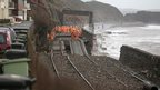 What are the alternatives to a Dawlish rail line?