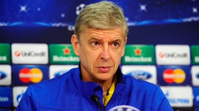 Arsenal manager Arsene Wenger believes Arsenal can beat Bayern Munich