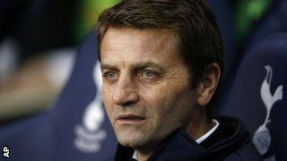 Tottenham boss Tim Sherwood was furious with his side following Saturday's 4-0 defeat at Chelsea