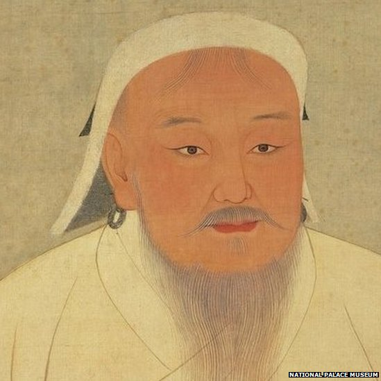 Genghis Khan: Good weather 'helped him to conquer'