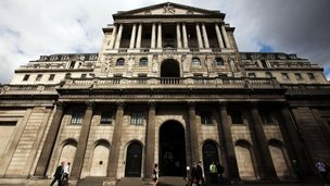 File photo dated 08/08/12 of the Bank of England