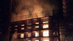 Burscough Mill fire