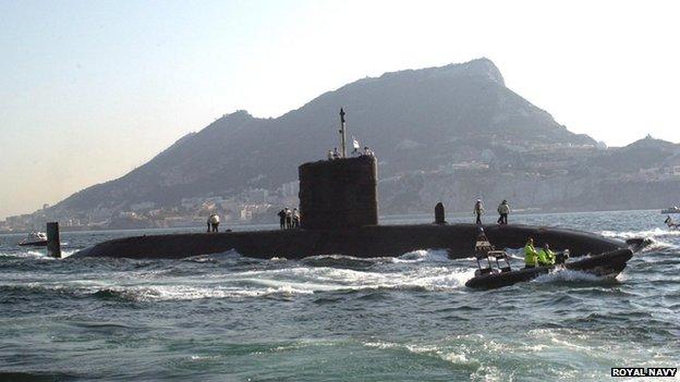 HMS Tireless