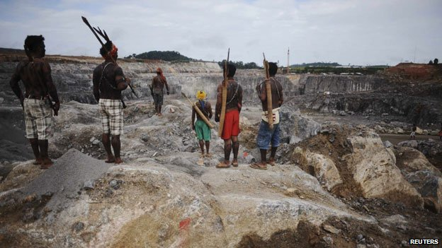 Belo Monte, Brazil: The tribes living in the shadow of a megadam