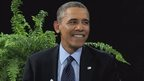 Barack Obama on Between Two Ferns