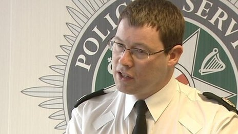 Assistant Chief Constable Alistair Finlay