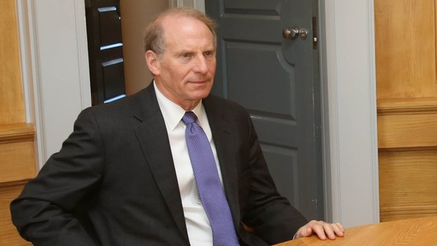 Haass warns NI violence could return...