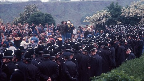 "Miners Strike ""Battle of Orgreave"" shaped later thinking of Sheffield academic Dave Waddington"