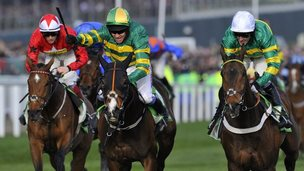 Jezki wins Champion Hurdle