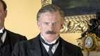 Actor Mark Lewis Jones as British Prime Minister David Lloyd George
