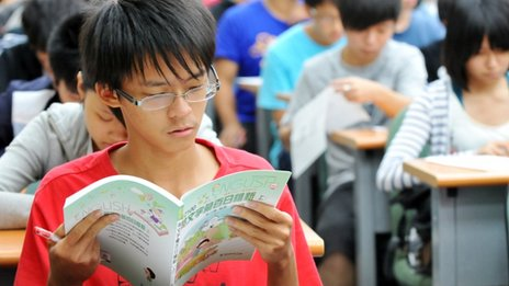 Shanghai teachers flown in for maths...