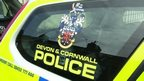Devon and Cornwall Police car