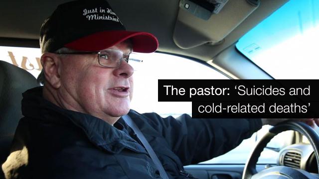 Pastor Larry Duffy