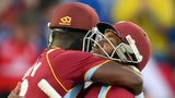Darren Sammy and Dwayne Bravo