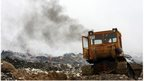 Moscow's rubbish dumps are either full or close to capacity