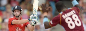 Jos Buttler and Darren Sammy
