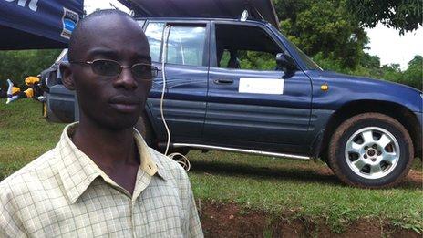 John Walusimbi