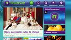 The Newsround website