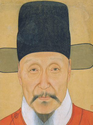 Ming: The Golden Empire, Portrait of He