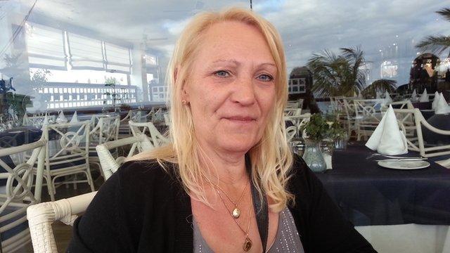 Carole Ann Wall