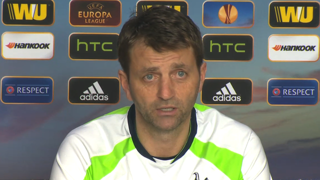 Tottenham's Tim Sherwood 'won't tolerate' another 'capitulation'