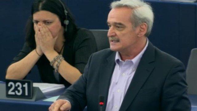 Nikolaos Chountis MEP