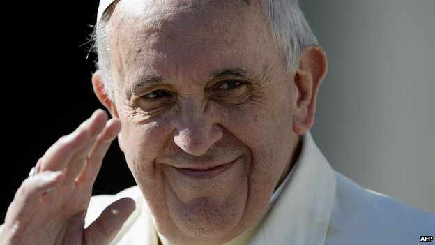 Pope Francis (file image)