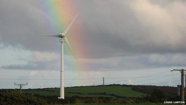 Endurance wind turbines