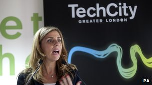Nicola Mendelsohn in London