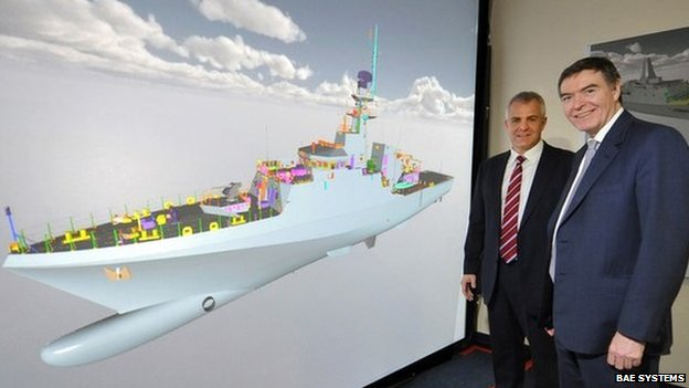 The Royal Navy's new OPV