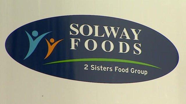 Solway Foods logo