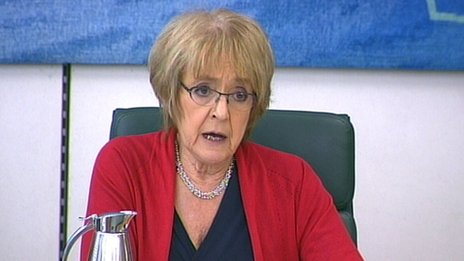 Margaret Hodge, MP