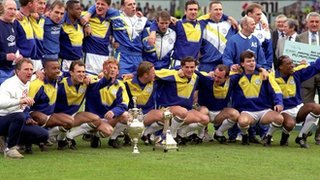 Leeds United title winning side of 1991/92