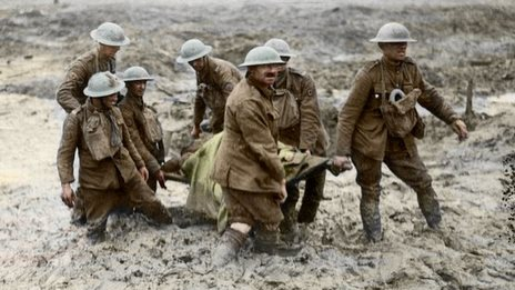 Why the Great War still fascinates the young