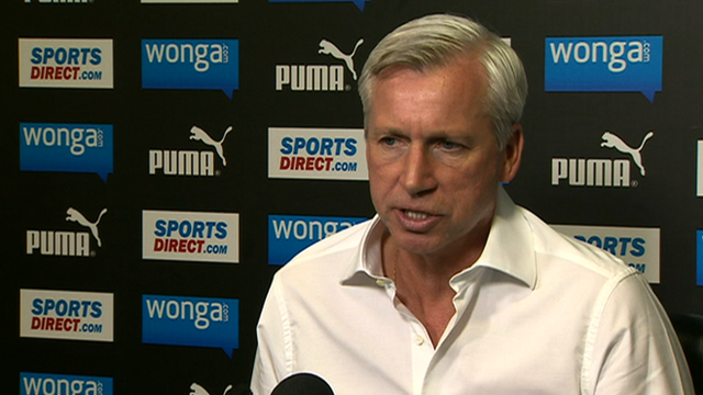 Alan Pardew may seek anger management help