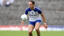 Paul Finlay is named at right half-forward in the Monaghan side for the game against Armagh