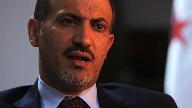 Ahmed Jarba