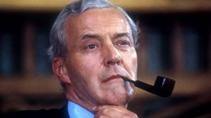 Tony Benn in 1981