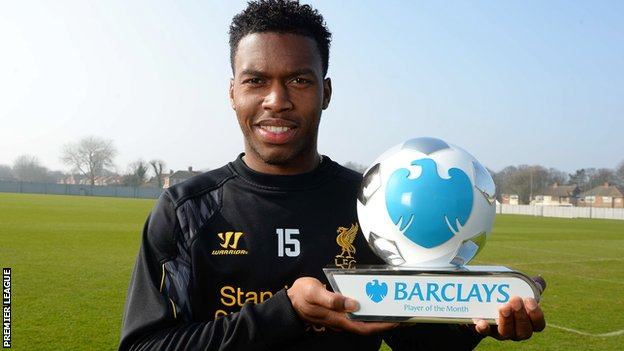 Sturridge || The Double Edged Sword #15 - Page 6 _73575876_barclaysawardssturridgefeb