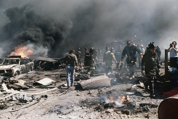 American Airlines crash 1979