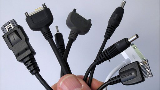 Phone charger plugs
