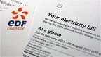 EDF electricity bill