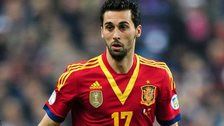 Real Madrid and Spain defender Alvaro Arbeloa