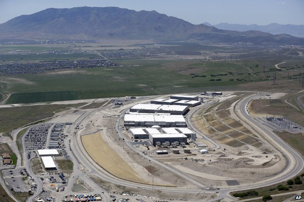 NSA's Utah data centre