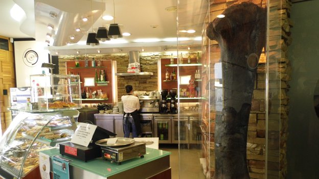 Bakery in Lourinha