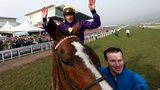 Davy Russell and Lord Windermere